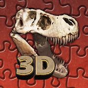 3D恐龙拼图