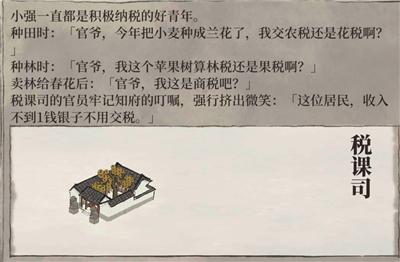 江南百景图税课司有必要升级吗